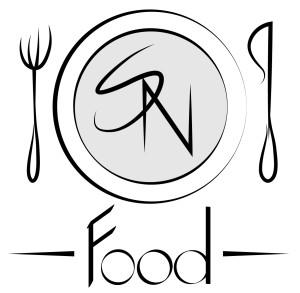 SN Food logo suuri taustalla